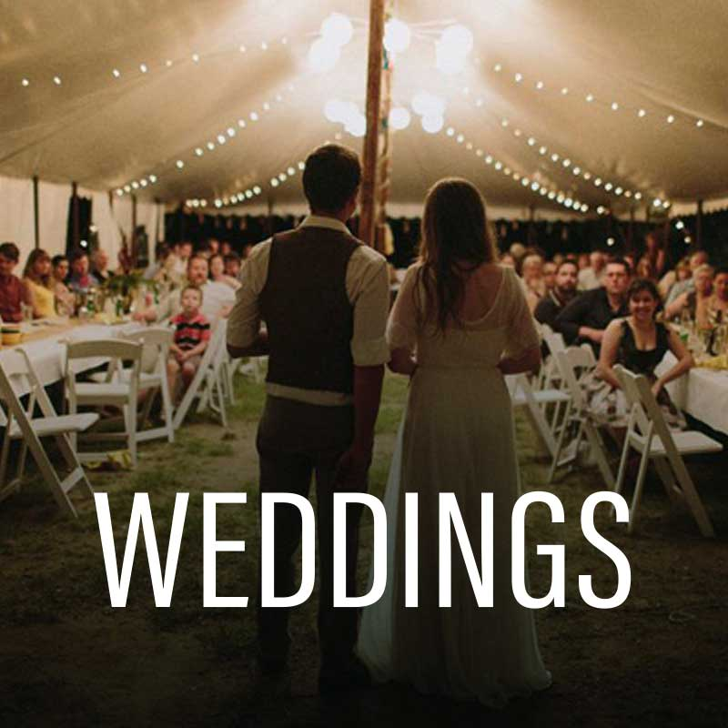 Riverina Party Hire | Equipment for Weddings and Events